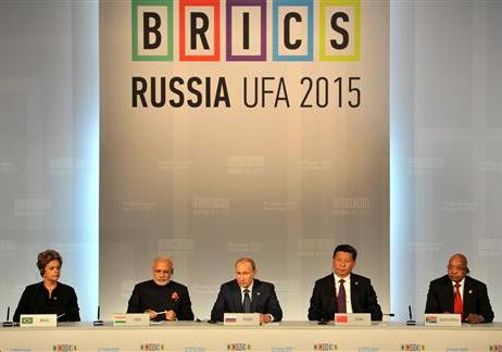 BRICS Summit - Russia Ufa 2015