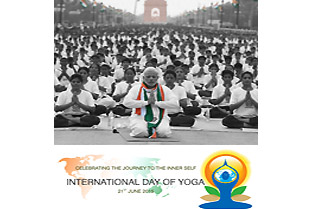 International Day of Yoga- June 21, 2015