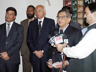 External Affairs Minister's Visit to Pakistan