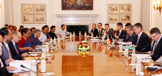 India- Germany Foreign Office Consultations take place in New Delhi