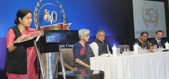 The Indian Technical and Economic Cooperation (ITEC) programme celebrates its Golden Jubilee year in New Delhi