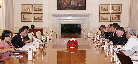 The 6th India-Chile Foreign Office Consultations take place in New Delhi