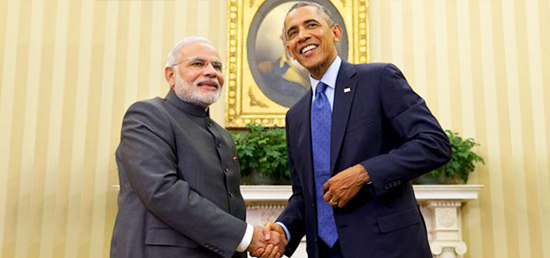 President Obama accepts Prime Minister's invitation to be Chief Guest at Republic Day 2015