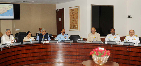 Inter-Ministerial Meeting discusses all aspects of evacuation of Indians from Yemen