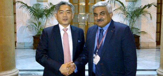 ​Foreign Office Consultations between India and Singapore takes place in New Delhi