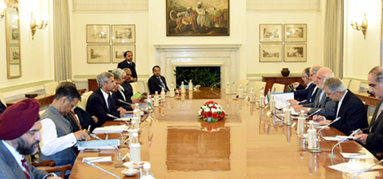 13th round of India-Iran F​oreign Office Consultations takes place in New Delhi