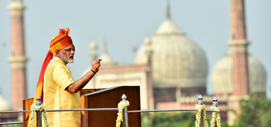 Prime Minister addresses the nation from the Red Fort on the occasion of 7​1​st ​​Independence Day