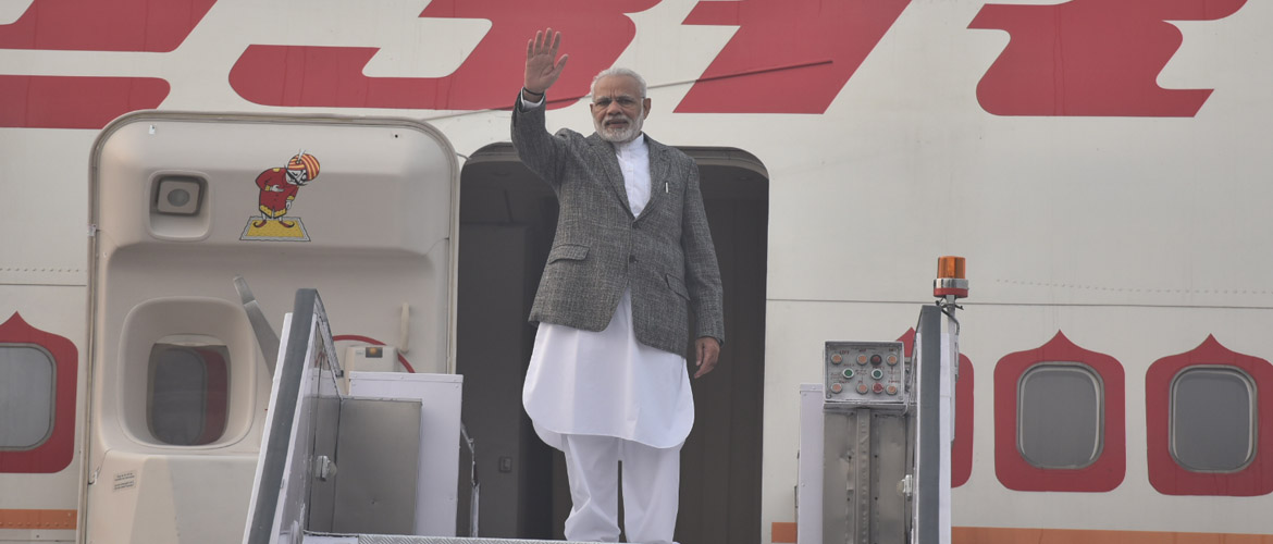 Prime Minister departs from New Delhi on his 3-day visit to Philippines