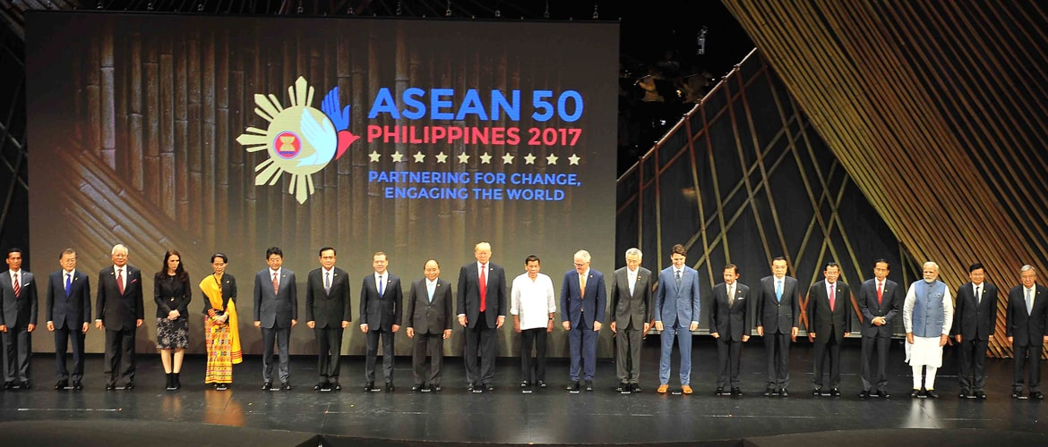 Prime Minister attends the Opening Ceremony of the 31st ASEAN Summit in Manila