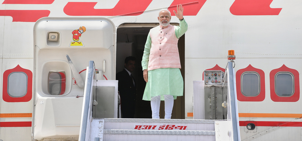 Prime Minister departs for bilateral visits to France, United Arab Emirates and Bahrain