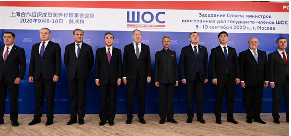 EAM at the formal opening of the Foreign Ministers' Meeting of the Shanghai Cooperation Organization in Moscow