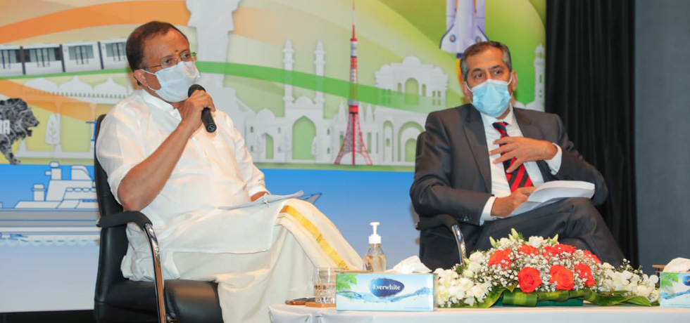 Minister of State for External Affairs interacts with Indian community in Abu Dhabi