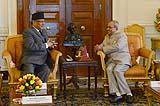 Visit of Prime Minister of Nepal to India (September 15-18, 2016)