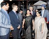 Visit of External Affairs Minister to USA (September 18, 2017)