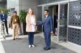 Visit of Federal Minister for Europe, Integration & Foreign Affairs of Austria(February 25-27, 2019)