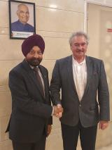 Visit of Minister of Foreign & European Affairs of the Grand Duchy of Luxembourg to India (January 2