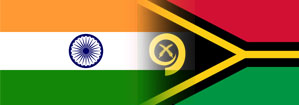 Anumula Gitesh Sarma concurrently accredited as the High Commissioner of India to the Repu...