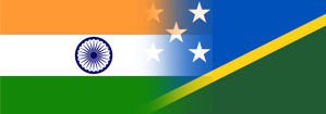 Madhava Chandra concurrently accredited as the High Commissioner of India to the Solomon I...