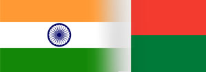 India's assistance to Madagascar for the relief of victims of hurricane 'Chezda'