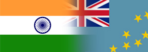 A. Gitesh Sarma concurrently accredited as High Commissioner of India to Tuvalu