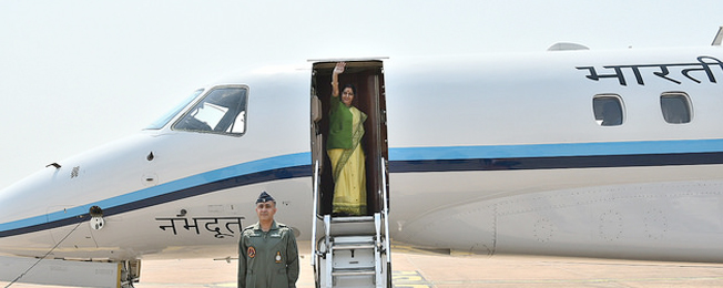 Visit of External Affairs Minister to Myanmar (May 10-11, 2018)