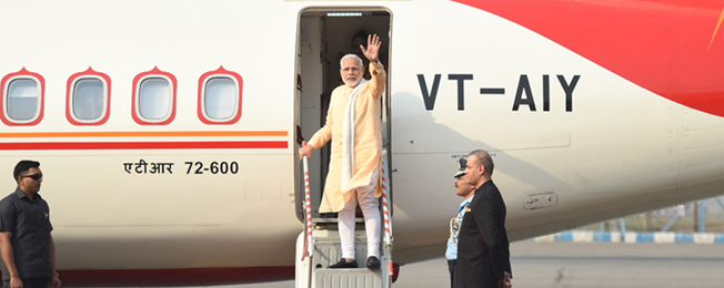 Visit of Prime Minister to Nepal (May 11-12, 2018)