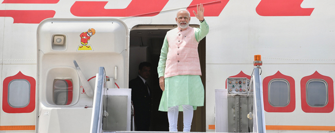 Visit of Prime Minister to France, United Arab Emirates and Bahrain (August 22 - 26, 2019)