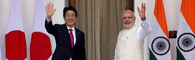 Visit of Prime Minister of Japan to India(December 11-13, 2015)