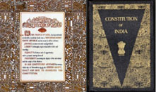 Chairman of Drafting Commitee The Constitution of India
