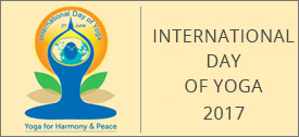 International Day of Yoga - 2017