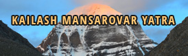 Kailash Manasarovar Yatra : External website that opens in a new window.