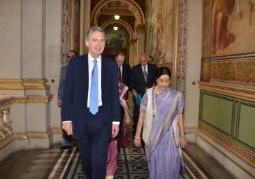 EAM's Speech at Reception hosted by the UK FCO for...