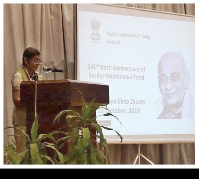 sardar vallabhbhai patel speech in english