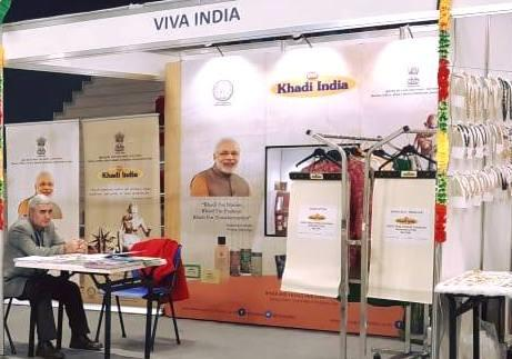 Embassy of India supported the 7th edition of BEST OF INDIA -Exclusive Indian Product Trade Show in Baku from 06-15 March 2020.