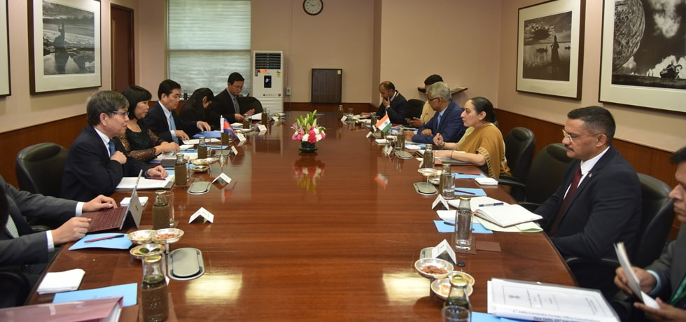 2nd India-Cambodia Foreign Office Consultations (FOC) takes place in JNB, New Delhi