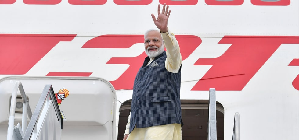 Prime Minister departs for New York on 2nd leg of his 7-day Visit to USA