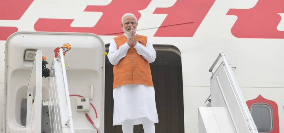 Prime Minister departs for Bangkok on his 3-day visit to Thailand