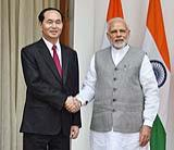 State visit of President of Vietnam to India (March 2-4, 2018)